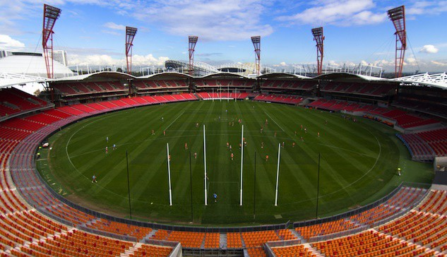 GWS Giants Live Stream Online