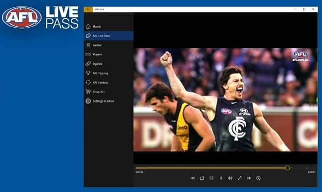 AFL Live Stream 2019 | Watch AFL Football Online Free